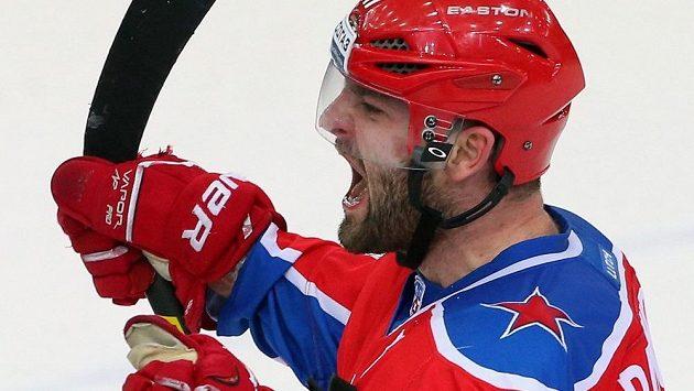 Kontroverzní útočník Alexandr Radulov nechybí v nominaci Ruska pro nadcházející Channel One Cup.