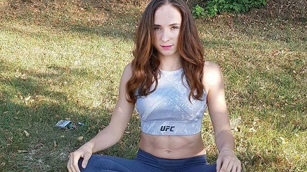 Lucie Pudilová se dohodla na spolupráci s organizací Oktagon MMA.