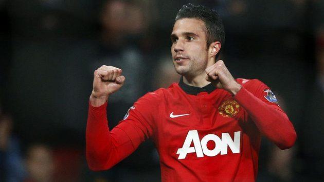 Robin van Persie z Manchesteru United bude terčem pozornosti obránců všech soupeřů nizozemské reprezentace.