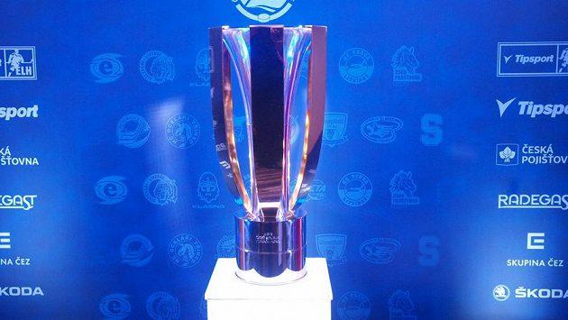 Pohár T. G. Masaryka určený pro vítěze hokejové Tipsport extraligy.