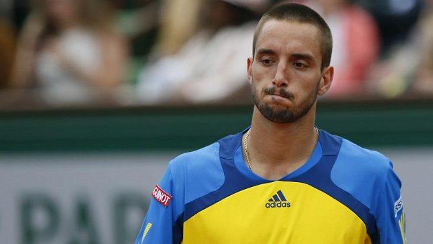 Tenista Viktor Troicki.
