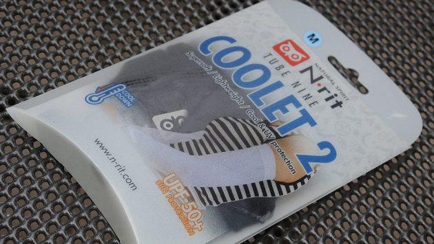 Rukávy Coolet 2 ochrání a potěší.