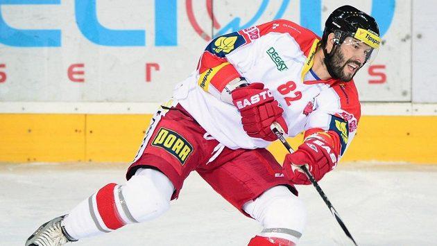 Olomoucký hokejista Radek Dlouhý.