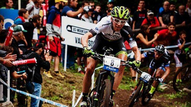 Ondřej Cink zasvětil život horským kolům, teď sní o Tour de France.