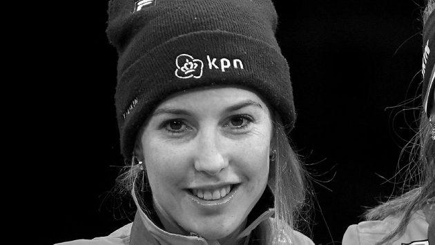 Lara van Ruijvenová na snímku z ledna 2020 z MS v Debrecínu.