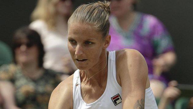 Česká tenistka Karolína Plíšková se může vrátit na tenisový trůn.