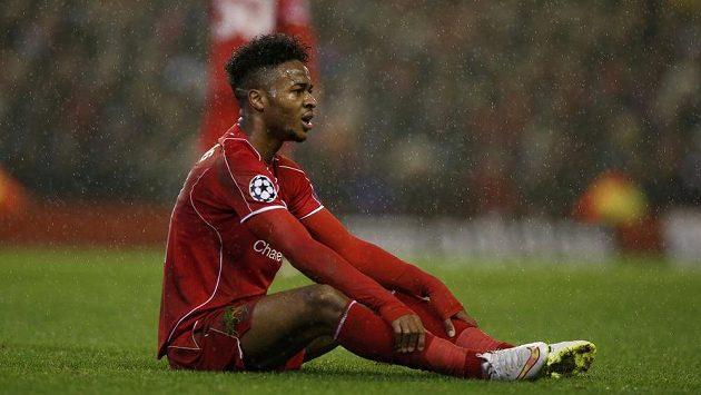 Liverpoolský Raheem Sterling se poprvé od září zase střelecky prosadil.