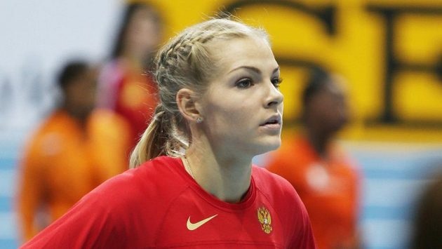 Darja Klišinová, ruská dálkařka