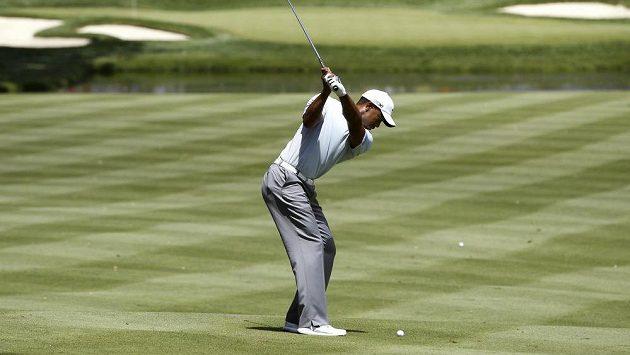 Tiger Woods míří ve Firestone za dalším vítězstvím.