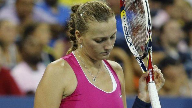 Petra Kvitová dohrála na tenisovém US Open ve 4. kole, Francouzka Marion Bartoliová byla nad její síly