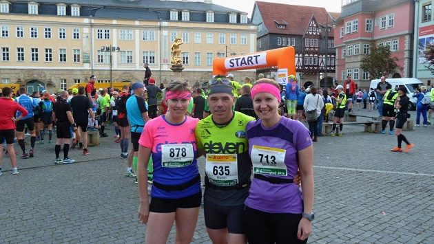 GutsMuths – Rennsteiglauf: Česká výprava dobře hájila národní barvy