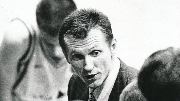 Bývalý trenér české basketbalové reprezentace Michal Ježdík