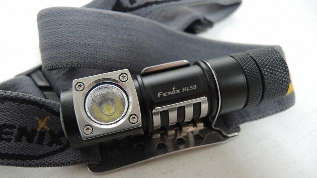 Čelovka Fenix HL50 patří mezi ty nejuniverzálnější kousky.