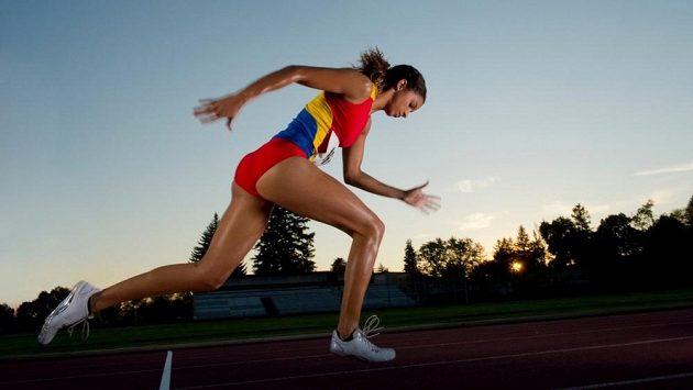 Také rychlost je třeba trénovat. Sama od sebe nepřijde.