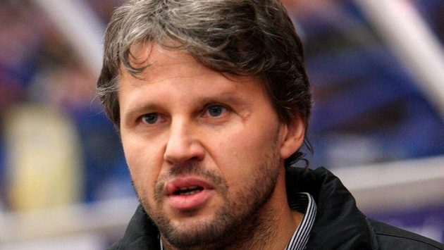 Olomoucký asistent Jan Tomajko.