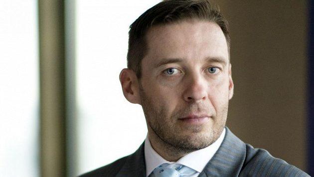 Dušan Svoboda, člen představenstva fotbalové Sparty a šéf LFA.