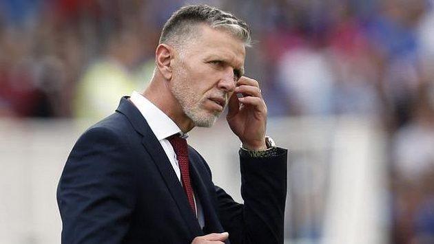 Jaroslav Šilhavý nemohl být s výkonem svého týmu spokojený
