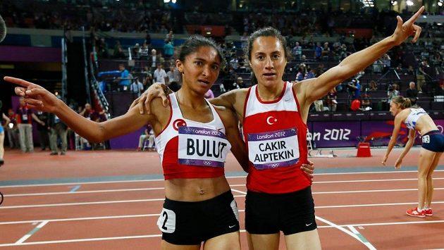 Asli Cakirová-Alptekinová si už odpykává trest, její krajance Gamze Bulutové za doping rovněž hrozí stop.