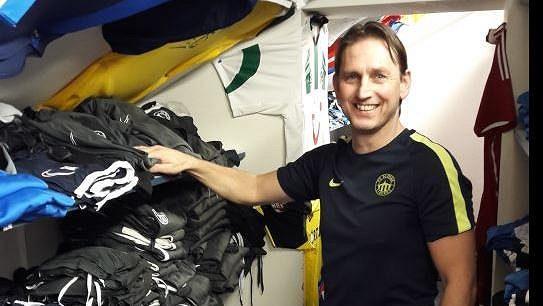 Dlouholetý kustod Slovanu Liberec je se svou prací spokojený.