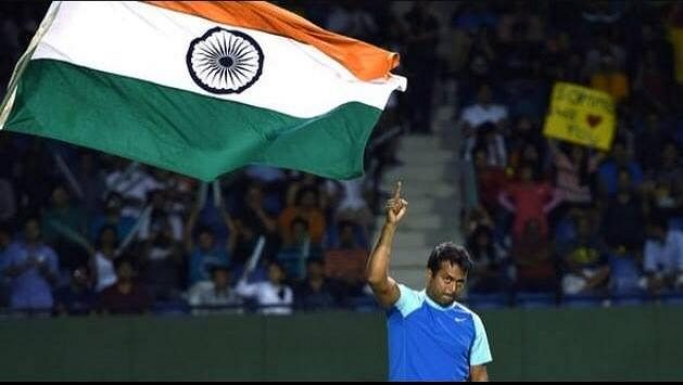 Indický tenista Leander Paes je novým rekordmanem Davisova poháru v počtu vyhraných čtyřher, dosáhl na číslo 43.