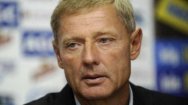 Trenér Zdeněk Ščasný se upsal Teplicím a vrací se na ligovou scénu.