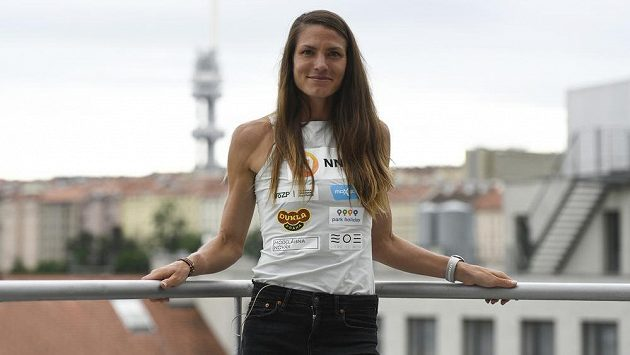 Maratonkyně Marcela Joglová vyhlíží olympijský závod.