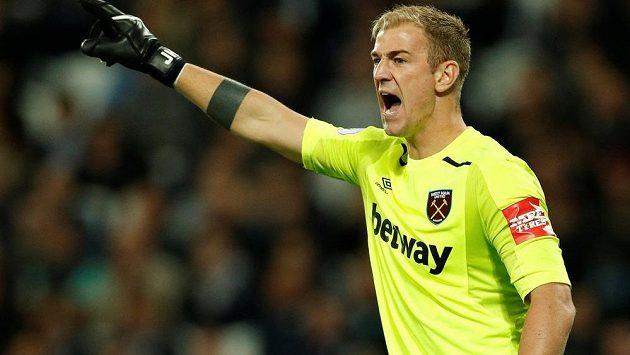 Joe Hart slavil s West Hamem první čisté konto v sezóně. Kam ho šel oslavit?
