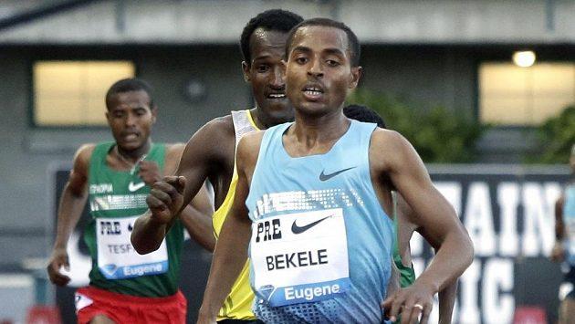 Etiopan Kenenisa Bekele v Ostravě poběží i o nominaci na mistrovství světa.