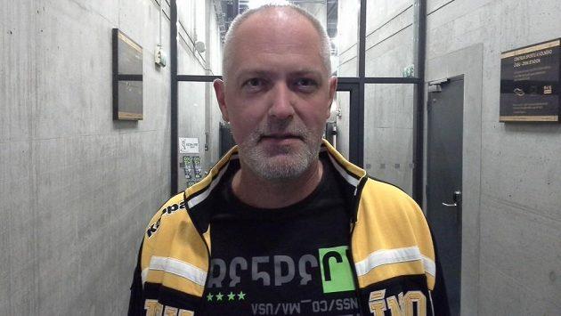 Darek Stránský, asistent hlavního trenéra v týmu HC Verva Litvínov.
