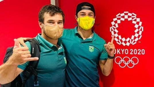 Vavřinec Hradilek si na olympiádě v Tokiu užívá novou roli, překvapil i své krajany.