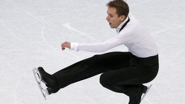 Český krasobruslař Michal Březina je na mistrovství světa po krátkém programu patnáctý.