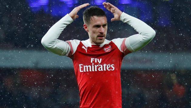 Aaron Ramsey se má stěhovat do Juventusu.