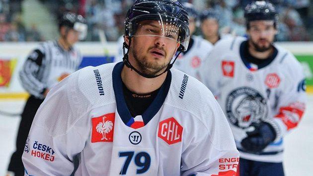Libor Hudáček z Liberce.