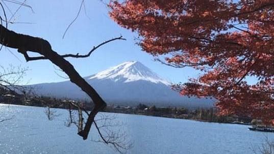 Hora Fuji si získá váš respekt i bez maratonu.