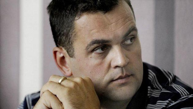 Trenér českých basketbalistů Pavel Budinský.