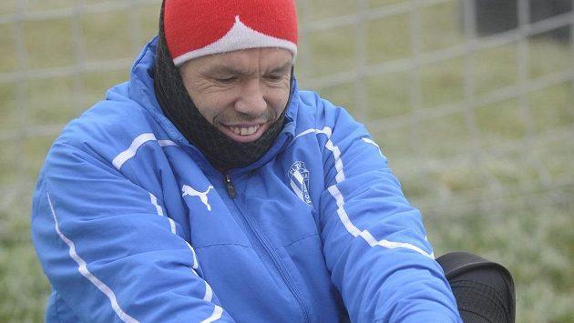 Fotbalisté Plzně zahájili přípravu na jarní část sezóny. Na snímku je kapitán Pavel Horváth.