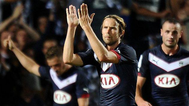 Jaroslav Plašil podává v Bordeaux kvalitní výkony.