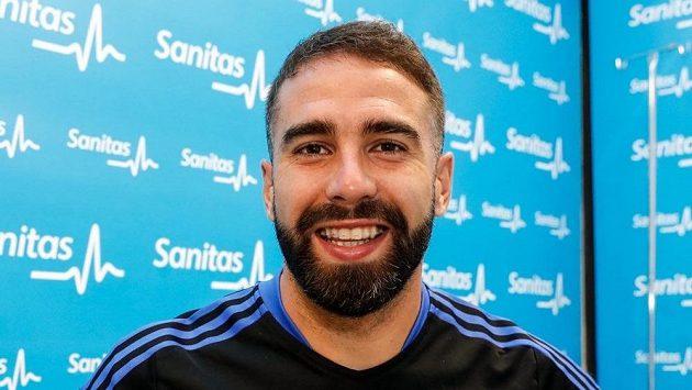 Španělský obránce Daniel Carvajal prodloužil smlouvu v Realu Madrid až do roku 2025.