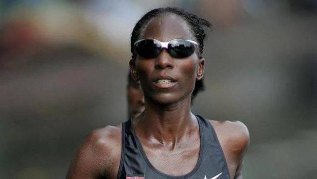 Catherine Nderebaová zažila před pár dny nepříjemné chvíle, byla v Keni okradena.