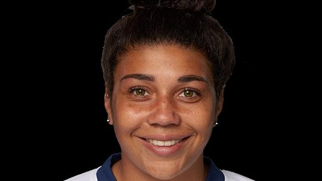 Fotbalistka Tottenhamu Renée Hectorová.