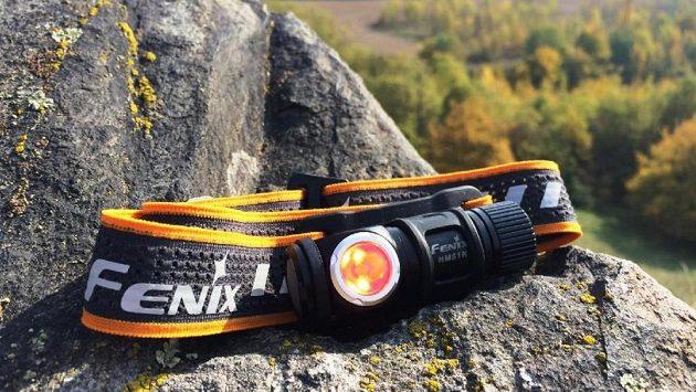 Čelová svítilna HM51R Ruby - česká stopa ve světě běžeckého osvětlení.