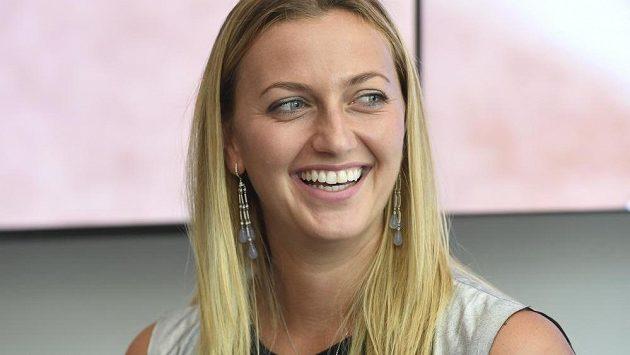 Tenistka Petra Kvitová