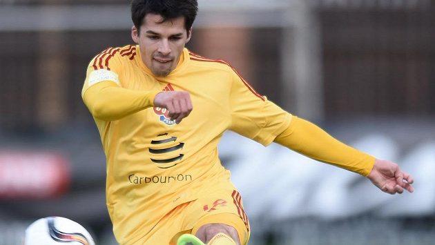 Roman Polom hrál v minulé sezóně za Duklu, teď se přesouvá ze Sparty do Mladé Boleslavi.