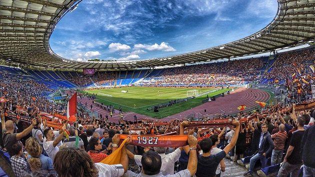 Olympijský stadion, Řím. Ilustrační foto.