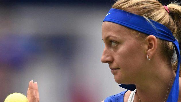 Petra Kvitová půjde do Australian Open bez zápasového vytížení z turnajů.