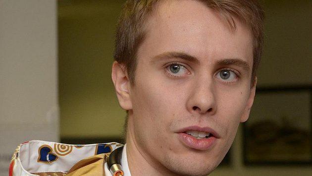 Krasobruslař Michal Březina v Saitamě chybět nebude.