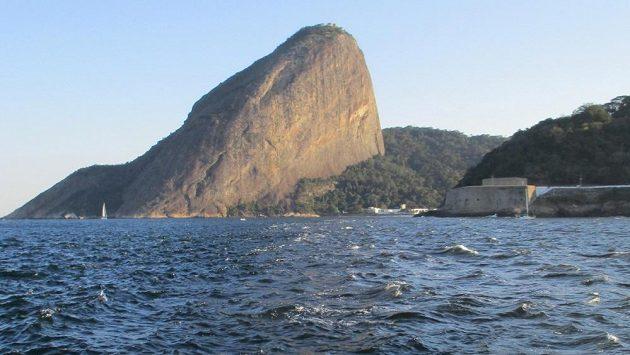 Zátoka Guanabara v Rio de Janeiru. Ilustrační snímek.