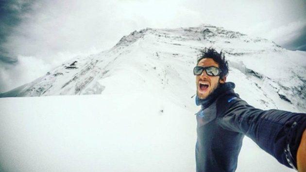 Kilian Jornet na Everestu: Opět rekord!