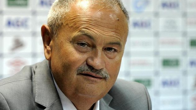 Ředitel FK Teplice František Hrdlička.