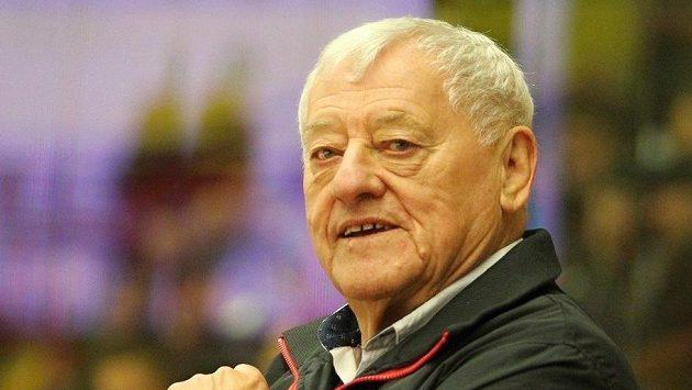 Legendární Jozef Golonka.